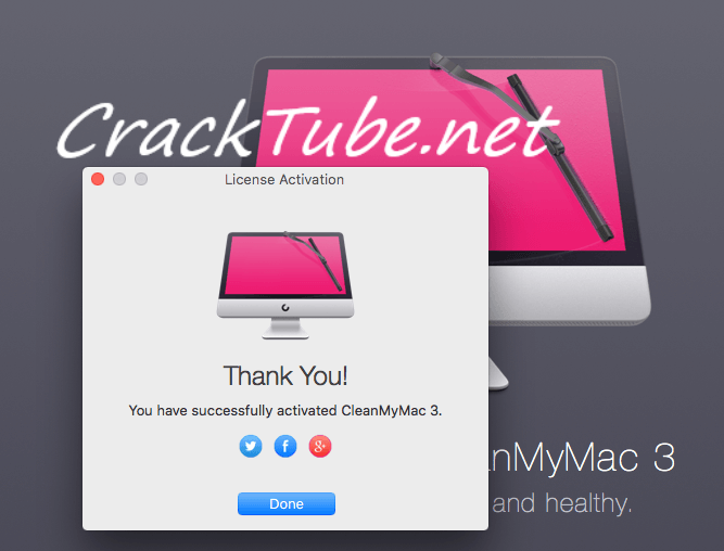 CleanMyMac X 4.8.5 Crack With Keygen 2021 [Latest]