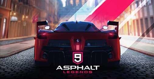 Asphalt 9 Legends Apk for Android Torrent (2021)