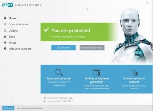 ESET Smart Security 13.0.24.0 Crack With License Key 2020