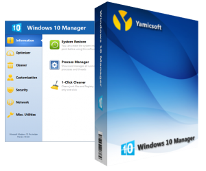 Windows 10 Manager 3.3.6 Crack With Serial Key [Latest]