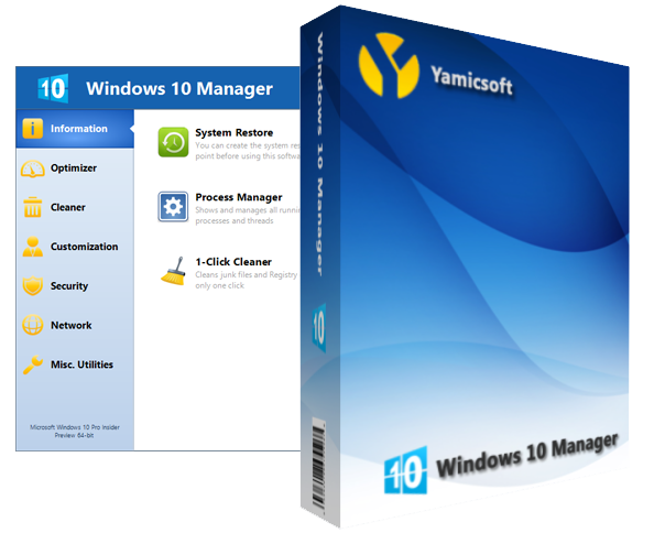 Windows 10 Manager 2.3.0 Crack Full Version is Here!