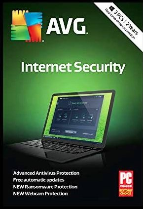 AVG Internet Security 2021 Crack With Serial Key [Latest]