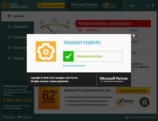 Tweakbit Fixmypc 1 8 2 4 Crack With License Key 2021