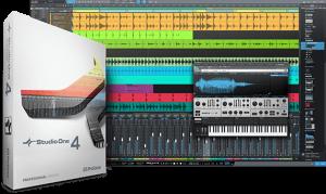 PreSonus Studio One Pro 4.5.1 Crack With Keygen [Win + Mac]