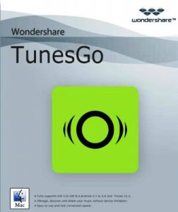 Wondershare TunesGo 9.8.3 Crack + Registration Code [Latest]