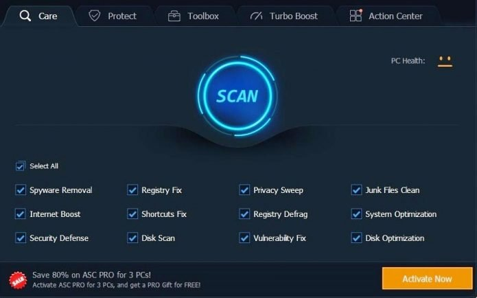 Advanced SystemCare 14 Pro License Key 2021 [Updated]