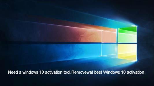 RemoveWAT 2.2.9 Download | Windows 10 Activator