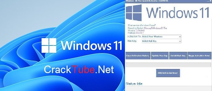 Windows 11 Activator Crack 2021 Free Download